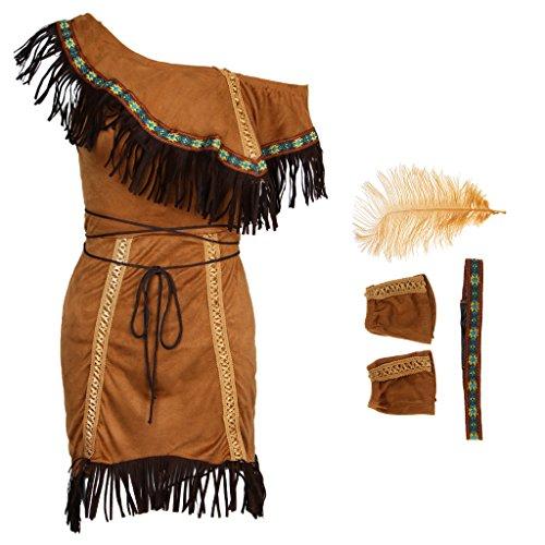 - Baby Halloween Kostüm Pocahontas
