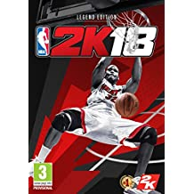 NBA 2K18 - Édition Legend [Code Jeu PC - Steam]