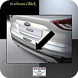 Richard Grant Mouldings Ltd. Original RGM Ladekantenschutz schwarz für Ford Kuga II SUV Kombi ab Baujahr 03.2013- RBP589