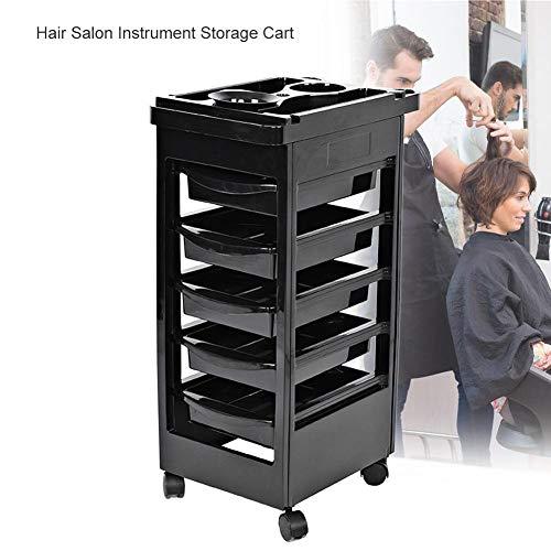 Salon Trolley, Peluquería Work Cart Multifunción