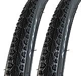 2x Kenda Khan Fahrradreifen Reifen 28
