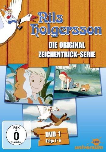 Nils Holgersson - DVD 01 (Folgen 1-6)