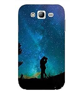YuBingo Samsung Galaxy Grand Neo I9060 :: Samsung Galaxy Grand Lite Designer Phone Back Case Cover ( Couple under starry night )