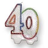 Torte di Zucchero torte di zucchero per 40 anni