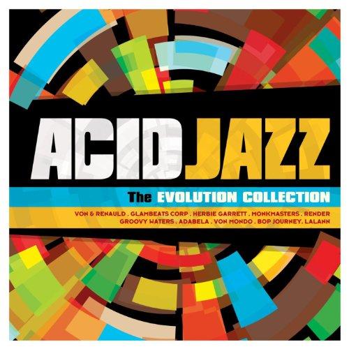 Acid Jazz: The Evolution Colle...