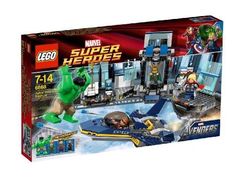 es Hulk's Helicarrier Ausbruch ()