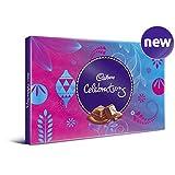#7: Cadbury Celebrations Assorted Chocolate Gift Pack, 139g (Pack of 4)