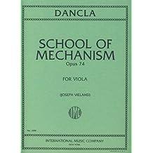 DANCLA - Escuela del Mecanismo Op.74 para Viola (Vieland)