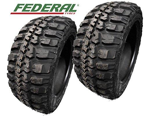 2x federal couragia m/t 35x 12.50r20121q p.o.r. offroad pneumatici