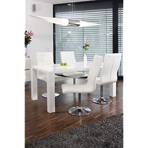Esszimmertisch Mit Stühlen Weiß Seite 3 Dein Wohntrendde