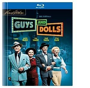 Guys & Dolls [Blu-ray] [US Import]