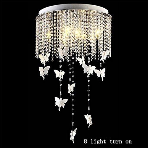Uncle Sam LI-Creativa personalidad de estudio sala de techo lámpara del cristal...