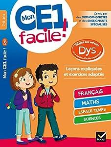 """Afficher """"Mon CE1 facile ! 7-8 ans"""""""