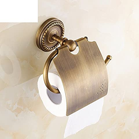 WXT YUE rustico toilet paper holder/ bagno carta igienica box/Rotolo/