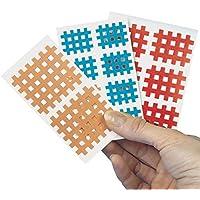 Servoprax S8 ATC1 AQ Strip Gittertape, 20 x 9 Pflastern, 3 x 2 cm, hautfarben preisvergleich bei billige-tabletten.eu