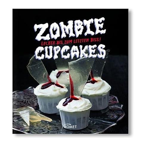 Gâteaux Halloween Et Cupcakes Recettes - Zombie Cupcakes livre de