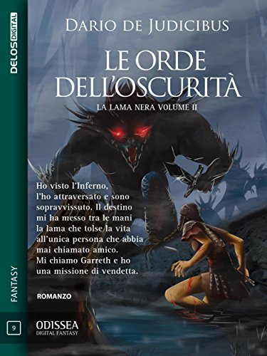 ebook: Le Orde dell'Oscurità: La Lama nera 2 (Odissea Digital Fantasy) (Italian Edition) (B01H85DSVM)