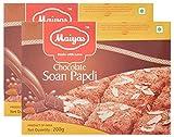 #4: Big Bazaar Combo - Maiyas Chocolate Soanpapdi, 200g (Pack of 2) Promo Pack