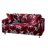 Serria® Sofa Cover gedruckt Couch Hussen rutschfeste Protector Living Home Seater Schützen Sie Ihre Möbel/Couch vor Flecken, Tierhaaren und Beschädigungen.