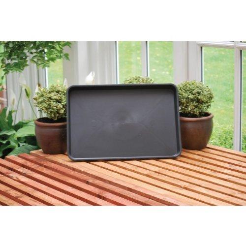 Selections G16B Standard Garden Tray, Black, 9 Litre