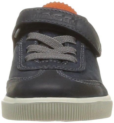 Timberland Slim Cupsole FTK_EK Hookset Camp Ox Unisex-Kinder Sneakers Blau (Blue)