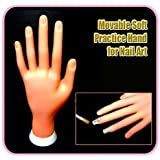 Movable Display / Practice Hand CODE: #86 by Beauties Factory
