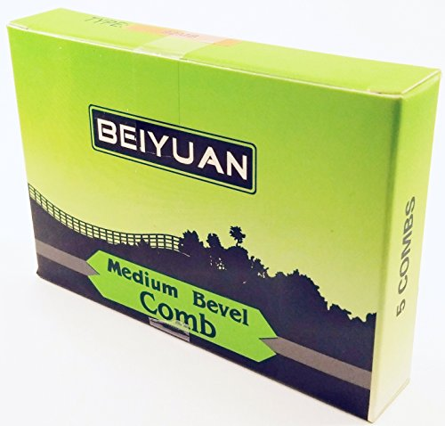 Peines 87-MB, 5 Peines Marca Beiyuan 87 mm. ancho