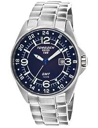 Torgoen T25203 - Reloj para hombres