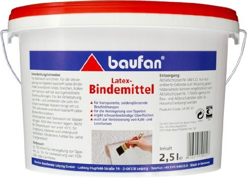 Baufan Latex Bindemittel 2,5l