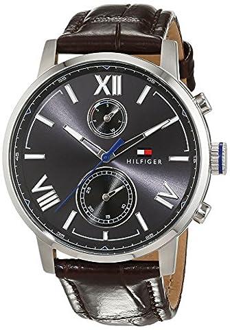 Tommy Hilfiger Herren-Armbanduhr 1791309