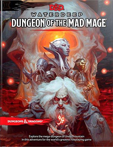 Preisvergleich Produktbild D&D Waterdeep Dungeon of the Mad Mage (D&D Adventure)