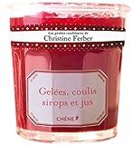 Les petites confitures de Christine Ferber - Gelées, coulis, sirops et jus