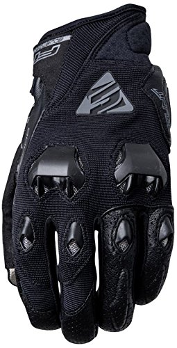 Guanti Five Advanced stunt EVO adulto guanti, nero, taglia 10