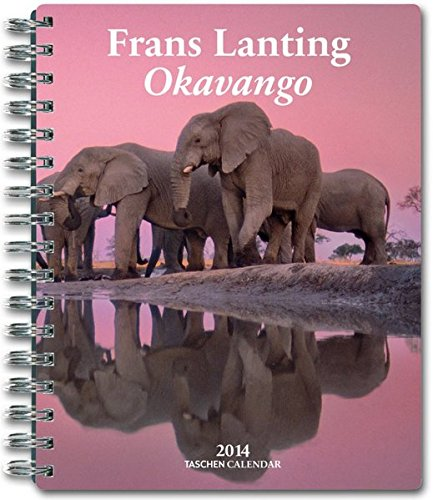 14 Lanting, Okavango (Taschen Spiral Diaries) por Collectif