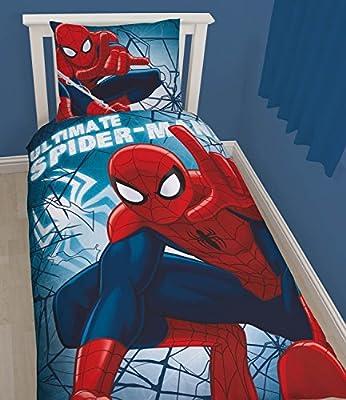 Spider-Man Boys Bed Set 2015 Collection - blue
