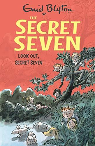 Look Out, Secret Seven: Book 14