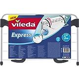 Vileda Express Tendedero Radiador de Acero Inoxidable y Resina, Blanco, 34.5x2x10.5 cm