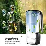 BABIFIS Smart UV Desinfección Multi Efecto Filtros de Agua Pitcher Xiaomi Purificador de Agua para Ministerio del Interior