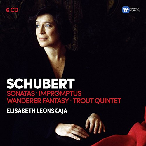 Schubert: Piano Works (Coffret 6 CD)