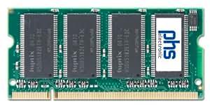 512mo mémoire pour Gericom - Overdose 1540e
