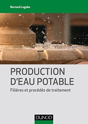 production-deau-potable-filires-et-procds-de-traitement