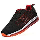 Zapatillas Deporte Hombre Zapatos para Correr Athletic Cordones Air Cushion Running Sports Sneakers