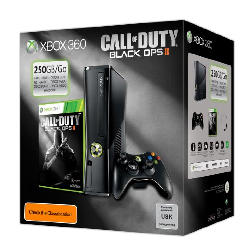 Xbox 360 250 GB Call of Duty: Black Ops 2 Bundle