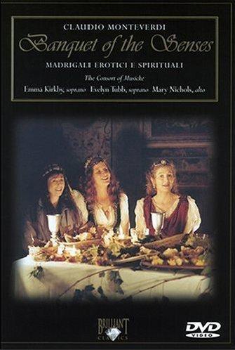 Monteverdi, Claudio - Banquet Of The Senses / Madrigali erotici e spirituali (Film Erotici)