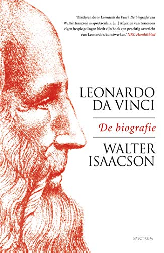 Leonardo da Vinci (Dutch Edition) eBook: Walter Isaacson, Rob de ...
