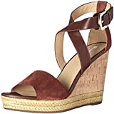 Geox Women's Donna Janira E Wedge Sandal