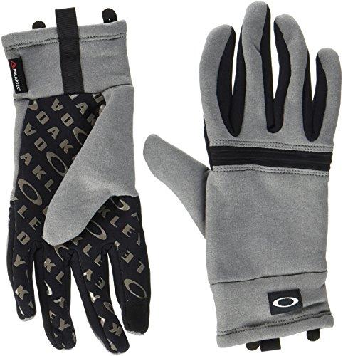 Oakley Diamondback Fleece Glove Herren Handschuhe XL grau (Oakley Glove Snow)