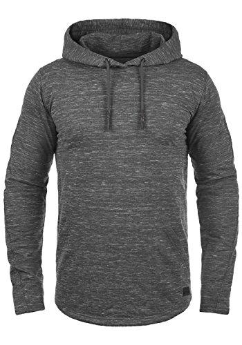 REDEFINED REBEL Mickey Herren Kapuzenpullover Hoodie Sweatshirt mit Kapuze aus hochwertiger Materialqualität Meliert Forged Iron