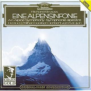 R Strauss: Eine Alpensinfonie [An Alpine Symphony]