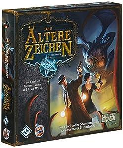 Heidelberger Spieleverlag HE420 - Das Ältere Zeichen, juego de cartas Importado de Alemania
